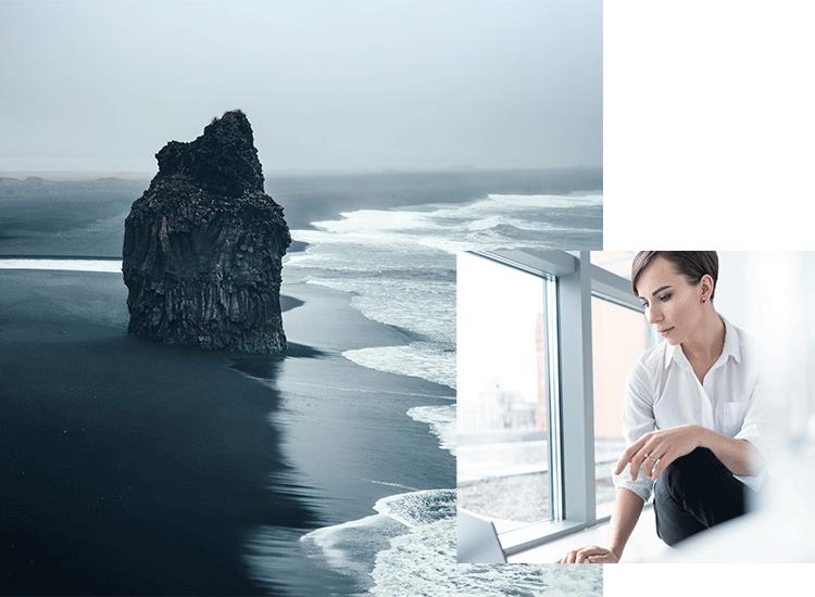 Contentgrafik Strand